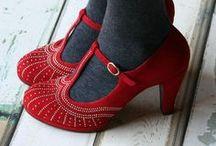 Dress: Shoes