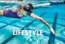 LIQUID LIFESTYLE / Our favorite shots from under water