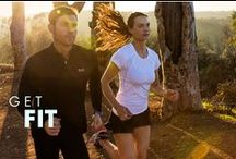 GET FIT / Live a healthy lifestyle. Workouts and fitness tips to help stay fit.