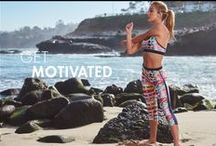 GET MOTIVATED / Motivational quotes and pictures to help you stay focused on your journey for a healthy lifestyle.
