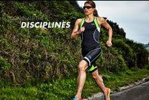 DOMINATE THE DISCIPLINES / Swim, bike, run #TYR