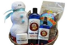 Natural Holiday Pet Goods / The holiday's are here and your favorite furry friend needs a present! Your one stop shop to find great organic and natural gift ideas.