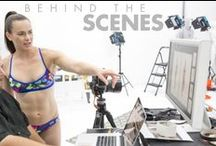 BEHIND THE SCENES / by TYR Sport