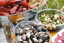 """Let's Have a Clam Bake / Inspired by The Concession Member Event 
