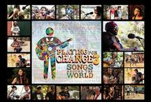 PFC CD/DVD Albums ♩ /  Check out these Playing For Change CD & DVD's that connect the world through music!