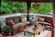 {INTERIOR OF THE OUTDOOR}