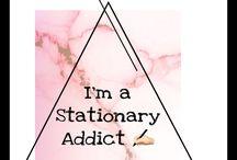 stationery addict board!