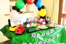 BirthdayBank / Birthdaybank original party and decoration