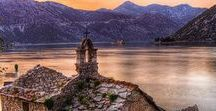 Bay Of Kotor, Montenegro / The Bay of Kotor is a must see for any traveller to Montenegro. Kotor Bay is full of quaint fishing villages, waterside restaurants, maritime history and stunning scenery. Discover the best things to do and places to see during your trip to 'Boka Kotorska'.