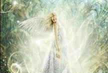Angels & Angelic Messages ✻ღϠ₡ღ / by Jayne Stokes