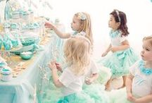 Mermaid lagoon PARTY / SUMMER! blue! PARTY!