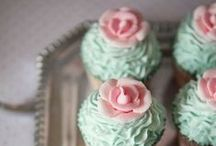 Cupcake for PARTY / Sweet cupcakes loving you!