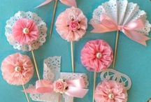 racepaper / paper doilies / race paper = paper doilies,cute,craft,party
