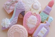 Icing cookies / lovely Cookies for PARTY