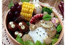 みんなのキャラ弁 / Charactor Bento. food decoration