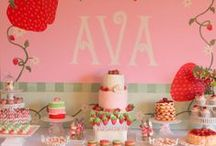 Strawberry party / Strawberry!
