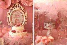 ballerina Party / little ballerina birthdayparty