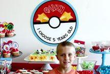 pokemon party / pocket monster birthdayparty