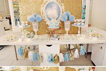 Cinderella party / princess party featured cinderella
