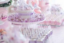 lilac party / purple birthdayparty