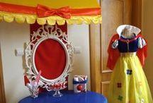 Snow white party / 白雪姫のお誕生日パーティー