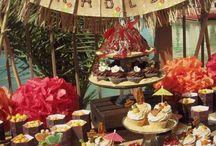 Hawaii party / aloha Hawaii birthday party