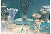 Tiffany party / Tiffany birthday party
