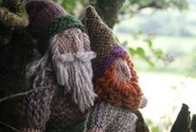 Gnomes and magical creatures / by stracci per topi