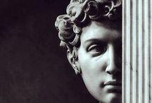 Sculture / Storie e personaggi di pietra