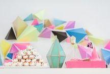 Gem party / jewel 宝石 birthday party