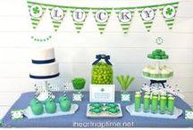 clover party / 四つ葉のクローバーのお誕生日パーティー