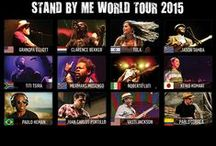 Stand By Me Music Tour 2015 / Check out some pictures of the Stand By Me World Tour 2015!