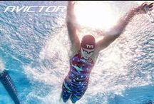AVICTOR - THE ULTIMATE ADVANTAGE / Born out of a collaboration between the industry's top experts and the world's most elite swimmers, the Avictor Jammer is our fastest, most innovative technical swimsuit. Showcasing an unprecedented combination of advanced features, this FINA-approved technical suit maximizes performance and gives athletes the ultimate advantage over their rivals .