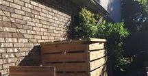 Bins and Sheds / Design Ideas For Storing Outdoors