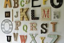 Type + Fonts / Free fonts, font resources, type and lettering. A board for all things alphabet related.