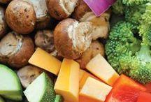 EATS ~ Healthy options / by Marina Serrano Redding