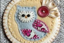 owls / by Erika Cabrera