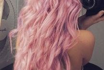 Hair ideas and styles I love