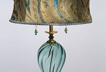 Lights, lamps, lanterns, mirrors & more / by Lori Hughes