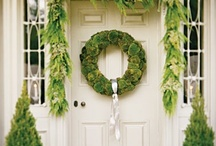 Wreaths, Greenery, etc. / by Donna McGrath