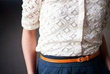 to wear / by Corinne Shaffer