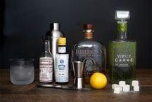 drinks / by Corinne Shaffer