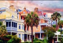 Favorite Places  - All Things Charleston / by Beth Duncan