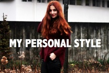 My outfits, my rules! / a selection of some of my outfit posts!