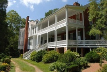 Favorite Places  -The Old South / by Beth Scruggs Duncan