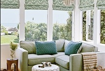Furniture & Interiors / by Theresa Ziegler