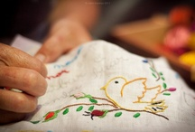 Craft it up - stitchery / by Virginia A. Hendricks