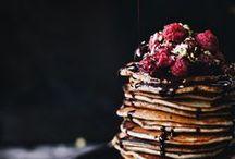 EAT || pancakes / by Sarah Copeland