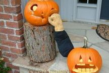 Pumpkin Carving Ideas / by Lebanon Daily News = newspaper photography
