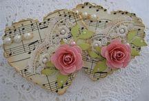 Heart (cards, decor, San Valentin)